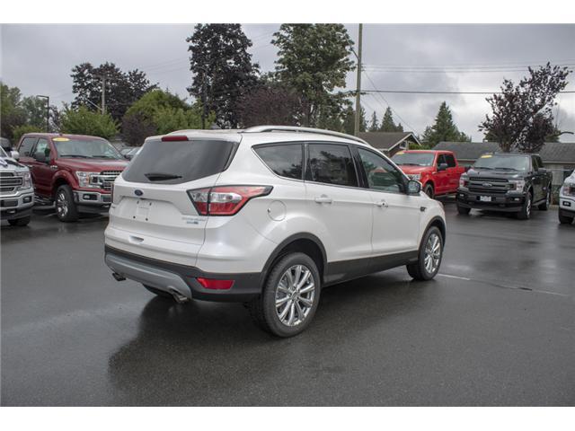 2018 Ford Escape Titanium (Stk: 8ES0743) in Surrey - Image 7 of 28