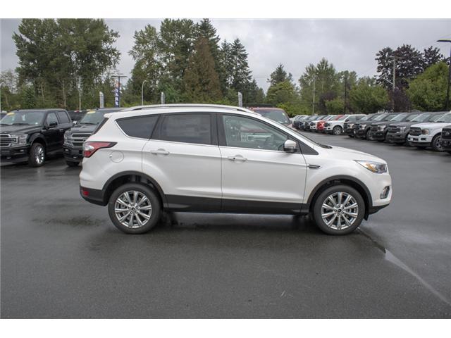 2018 Ford Escape Titanium (Stk: 8ES0743) in Surrey - Image 8 of 28