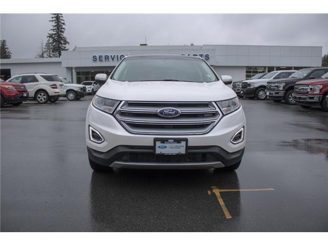 2017 Ford Edge SEL (Stk: P8404) in Surrey - Image 2 of 28