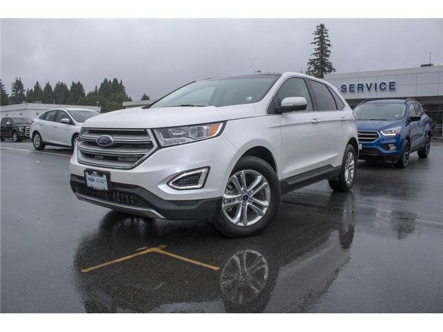 2017 Ford Edge SEL (Stk: P8404) in Surrey - Image 3 of 28