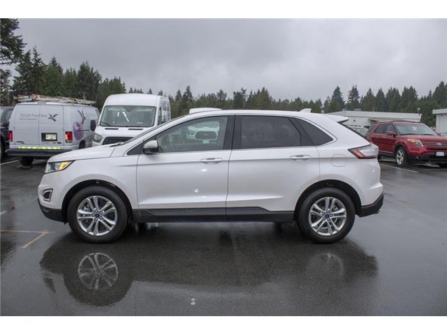 2017 Ford Edge SEL (Stk: P8404) in Surrey - Image 4 of 28