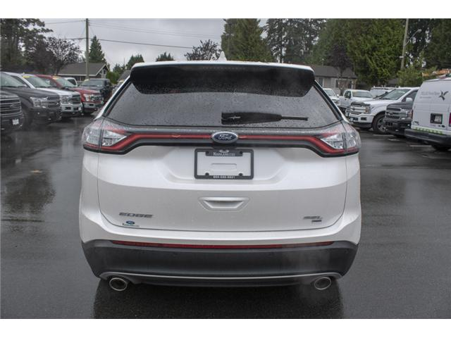 2017 Ford Edge SEL (Stk: P8404) in Surrey - Image 6 of 28
