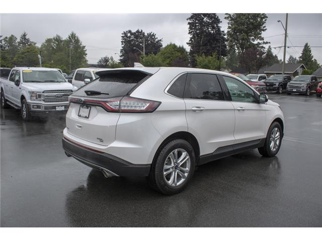 2017 Ford Edge SEL (Stk: P8404) in Surrey - Image 7 of 28
