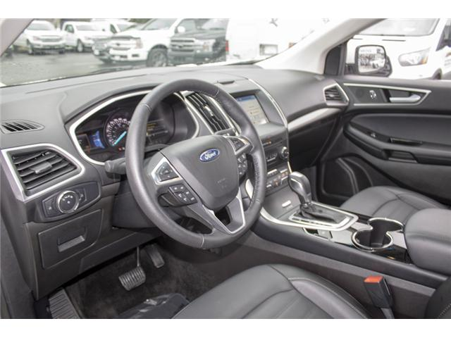 2017 Ford Edge SEL (Stk: P8404) in Surrey - Image 11 of 28