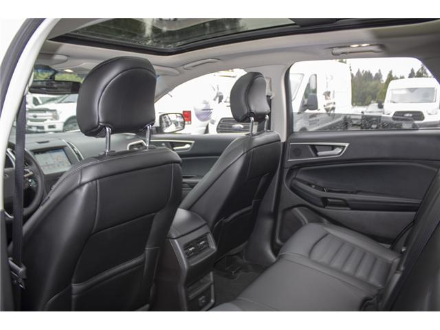 2017 Ford Edge SEL (Stk: P8404) in Surrey - Image 15 of 28