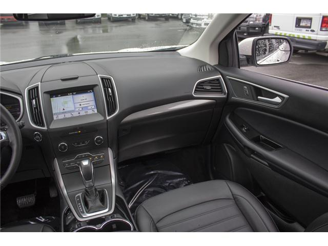 2017 Ford Edge SEL (Stk: P8404) in Surrey - Image 17 of 28