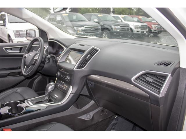 2017 Ford Edge SEL (Stk: P8404) in Surrey - Image 20 of 28