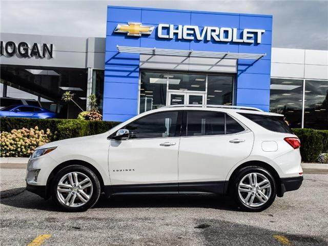 2018 Chevrolet Equinox Premier (Stk: 8154765) in Scarborough - Image 2 of 28