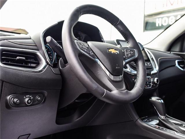 2018 Chevrolet Equinox Premier (Stk: 8154765) in Scarborough - Image 11 of 28