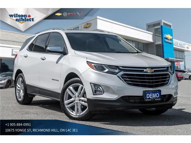 2018 Chevrolet Equinox Premier (Stk: 103595) in Richmond Hill - Image 1 of 21