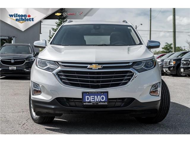 2018 Chevrolet Equinox Premier (Stk: 103595) in Richmond Hill - Image 2 of 22