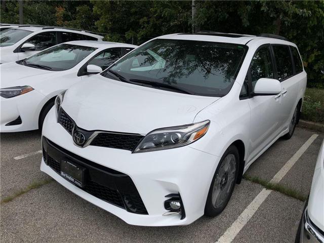 2018 Toyota Sienna SE 8-Passenger (Stk: 186036) in Burlington - Image 1 of 5