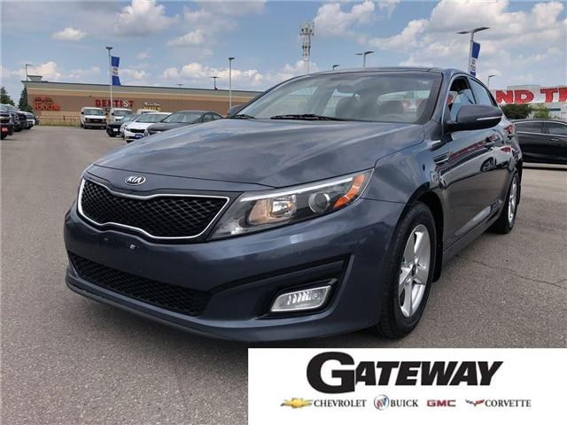 2014 Kia Optima LX|Heated seats|Bluetooth| (Stk: 159197A) in BRAMPTON - Image 1 of 20