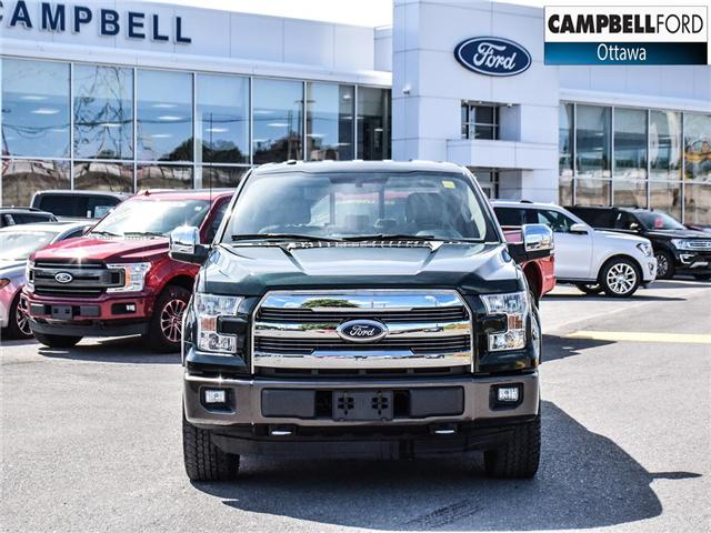 2016 Ford F-150 Lariat CHECK THIS PRICE (Stk: 1814521) in Ottawa - Image 2 of 22
