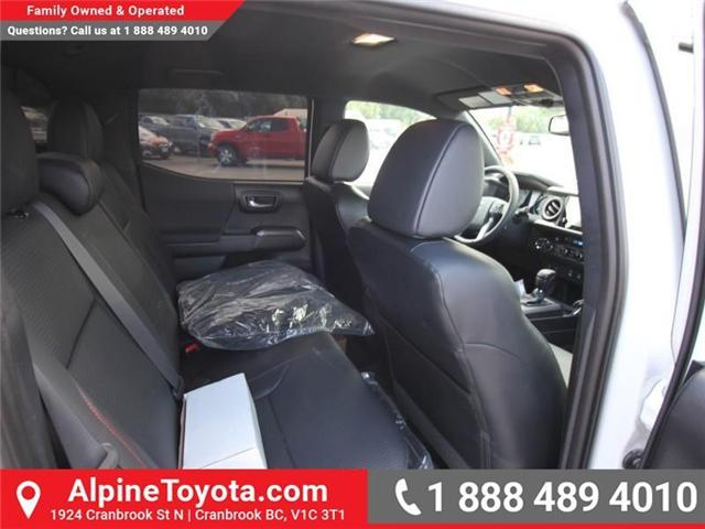 2018 Toyota Tacoma TRD Off Road (Stk: X133015) in Cranbrook - Image 10 of 23