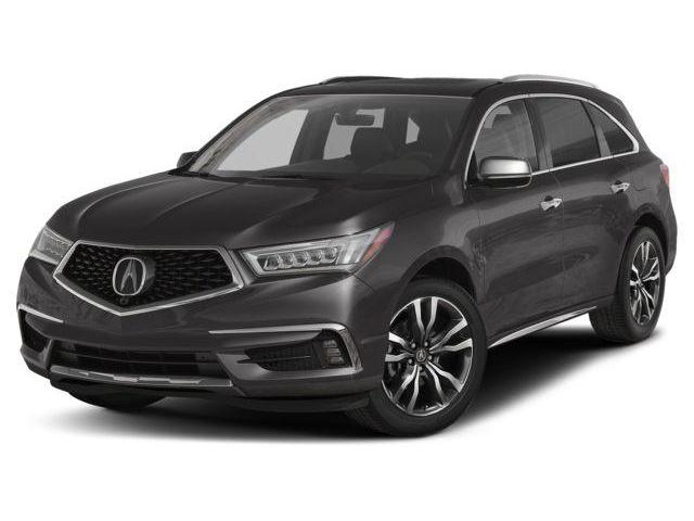 2019 Acura MDX Tech (Stk: K800527) in Brampton - Image 1 of 2