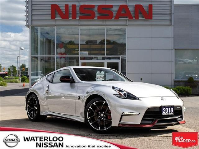 2018 Nissan 370Z Nismo (Stk: UW1006) in Waterloo - Image 1 of 20