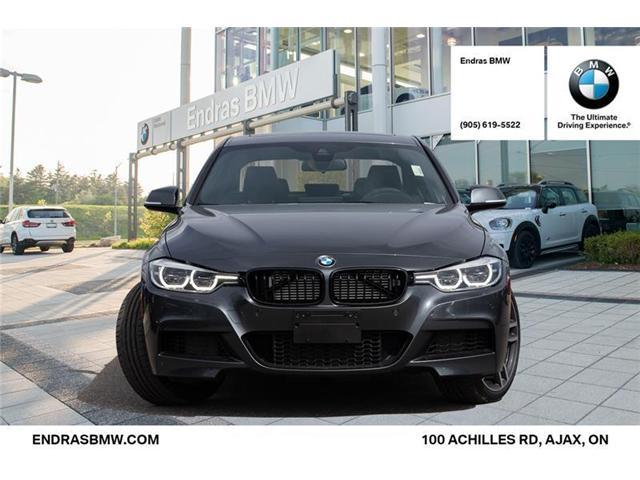 2018 BMW 340i xDrive (Stk: 35269) in Ajax - Image 2 of 22