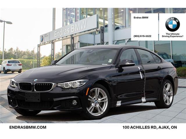 2019 BMW 430 Gran Coupe i xDrive (Stk: 40959) in Ajax - Image 1 of 22