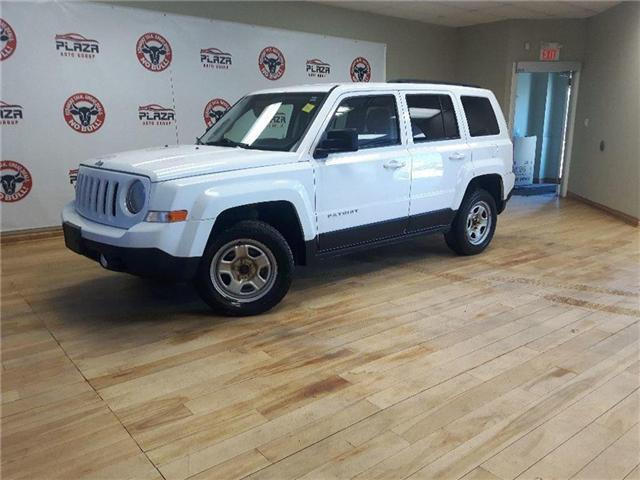 2013 Jeep Patriot Sport/North (Stk: DS4918A) in Orillia - Image 1 of 13