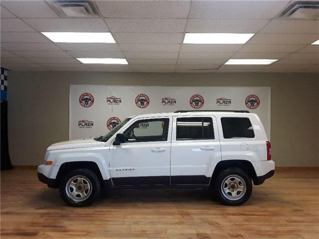2013 Jeep Patriot Sport/North (Stk: DS4918A) in Orillia - Image 3 of 13