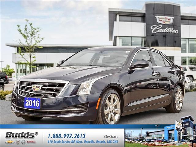 2016 Cadillac ATS 2.0L Turbo (Stk: AT6036L) in Oakville - Image 1 of 25