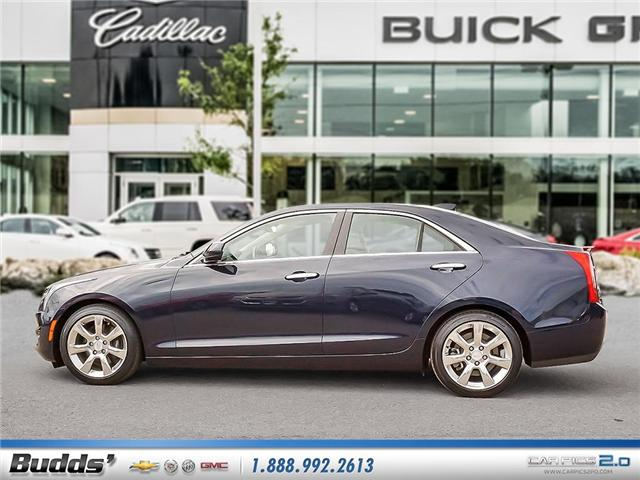 2016 Cadillac ATS 2.0L Turbo (Stk: AT6036L) in Oakville - Image 2 of 25