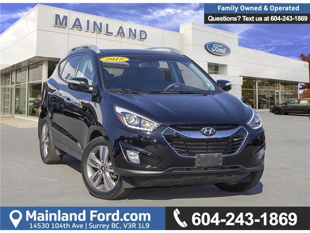 2015 Hyundai Tucson Limited (Stk: P6772) in Surrey - Image 1 of 24
