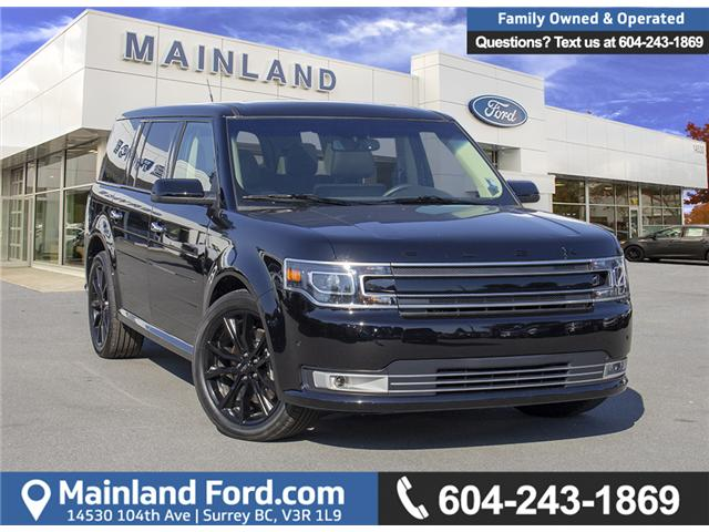 2018 Ford Flex Limited (Stk: P09357) in Surrey - Image 1 of 26
