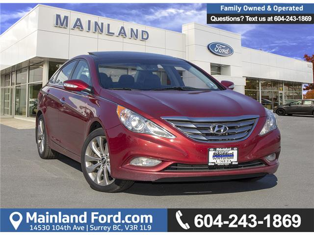 2012 Hyundai Sonata 2.0T Limited (Stk: P46452) in Surrey - Image 1 of 22