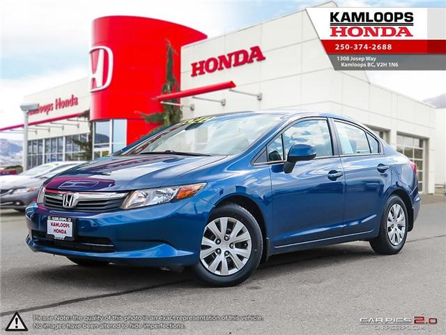 2012 Honda Civic LX (Stk: 13935D) in Kamloops - Image 1 of 25