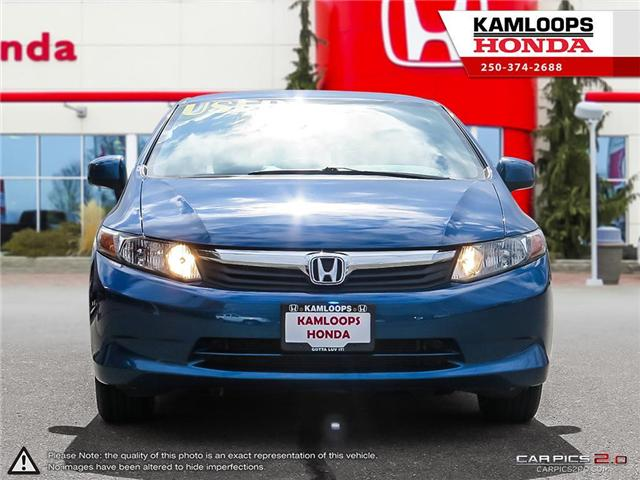 2012 Honda Civic LX (Stk: 13935D) in Kamloops - Image 2 of 25