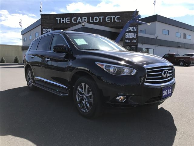 2015 Infiniti QX60 Base (Stk: 18428) in Sudbury - Image 1 of 23