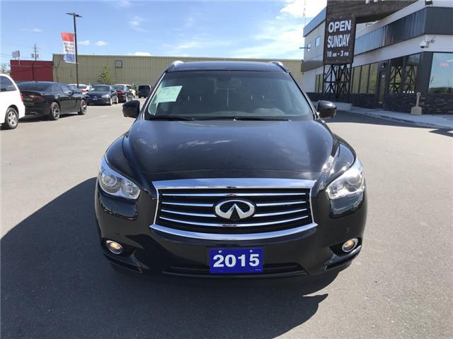 2015 Infiniti QX60 Base (Stk: 18428) in Sudbury - Image 2 of 23