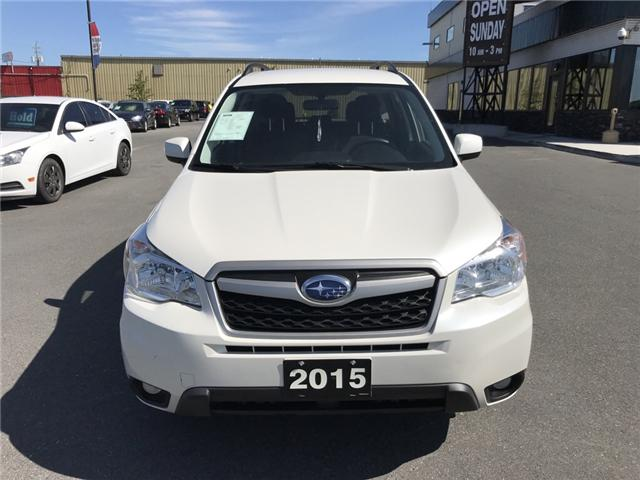 2015 Subaru Forester 2.5i (Stk: 18441) in Sudbury - Image 2 of 23