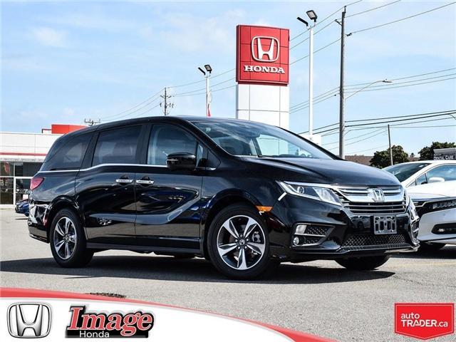 2019 Honda Odyssey EX (Stk: 9V57) in Hamilton - Image 1 of 17