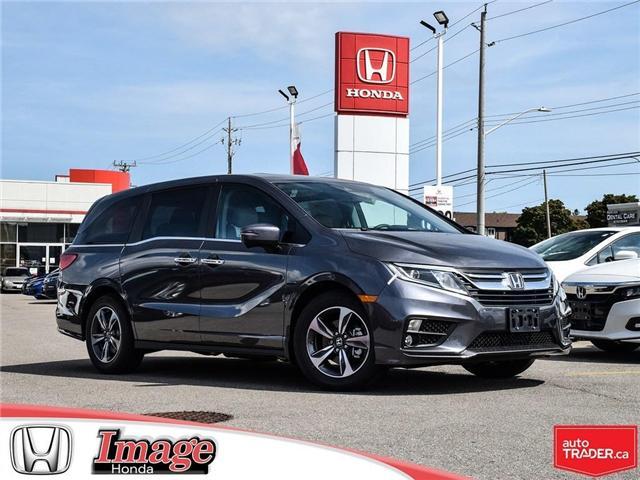 2019 Honda Odyssey EX (Stk: 9V54) in Hamilton - Image 1 of 17