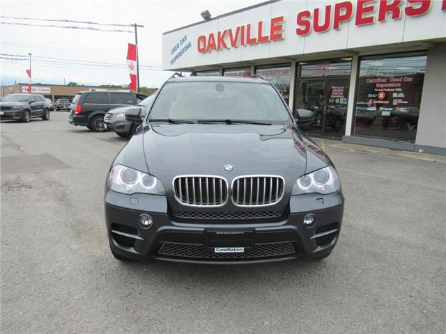 2013 BMW X5 xDrive50i | NAV | B\U CAM | PANO ROOF | 400HP | (Stk: P11358) in Oakville - Image 2 of 28