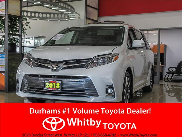 2018 Toyota Sienna  (Stk: 203827) in Whitby - Image 1 of 11