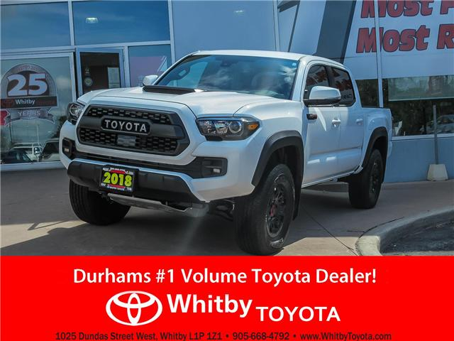 2018 Toyota Tacoma  (Stk: 80641) in Whitby - Image 1 of 15