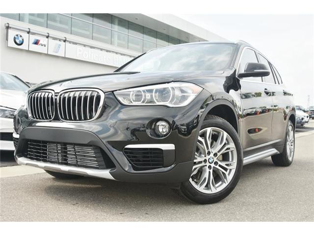 2018 BMW X1 xDrive28i (Stk: 8H29937) in Brampton - Image 1 of 12