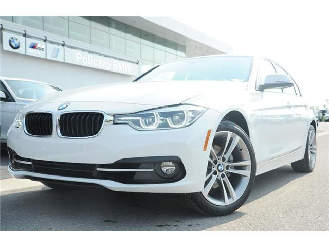 2018 BMW 330i xDrive (Stk: 8M33287) in Brampton - Image 1 of 12
