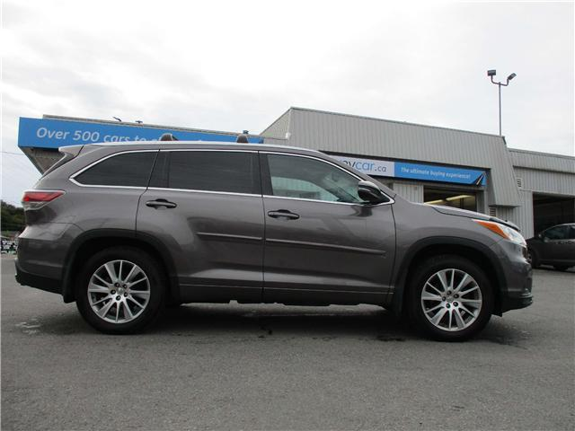 2014 Toyota Highlander XLE (Stk: 181143) in Kingston - Image 2 of 13