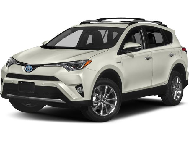 2018 Toyota RAV4 Hybrid Limited (Stk: RAH5500) in Welland - Image 1 of 14