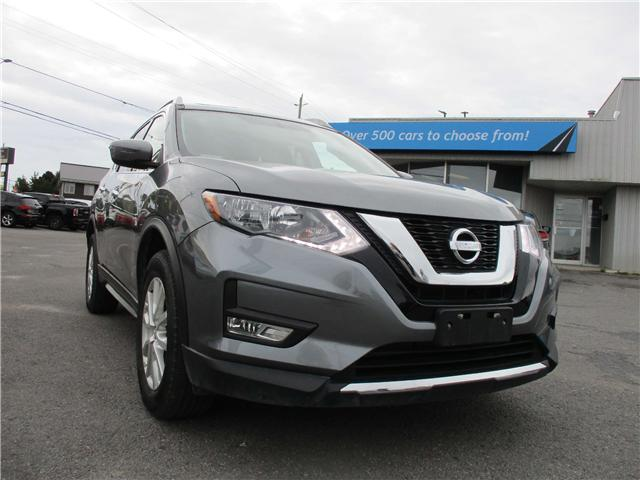 2017 Nissan Rogue SV (Stk: 181133) in Richmond - Image 1 of 13