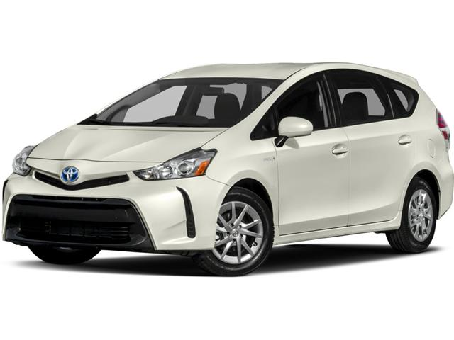 2018 Toyota Prius v Base (Stk: PRI5605) in Welland - Image 1 of 14