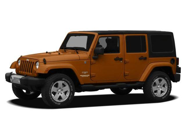 2011 Jeep Wrangler Unlimited Sahara (Stk: 38539A) in Kitchener - Image 1 of 1