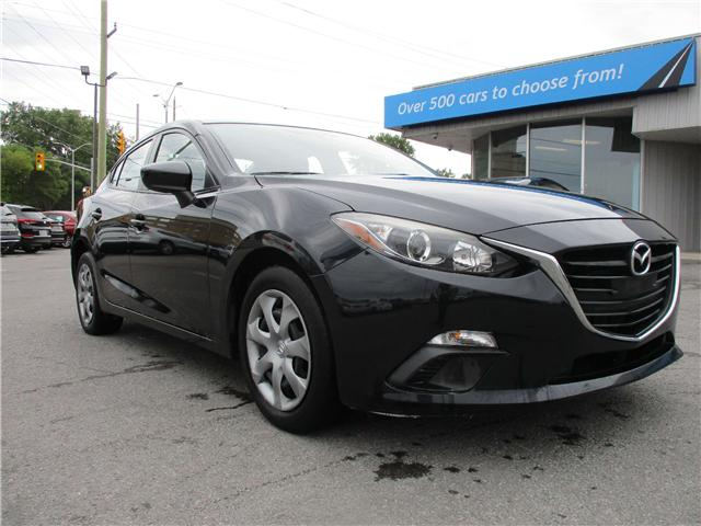 2014 Mazda Mazda3 GX-SKY (Stk: 181291) in Kingston - Image 1 of 11