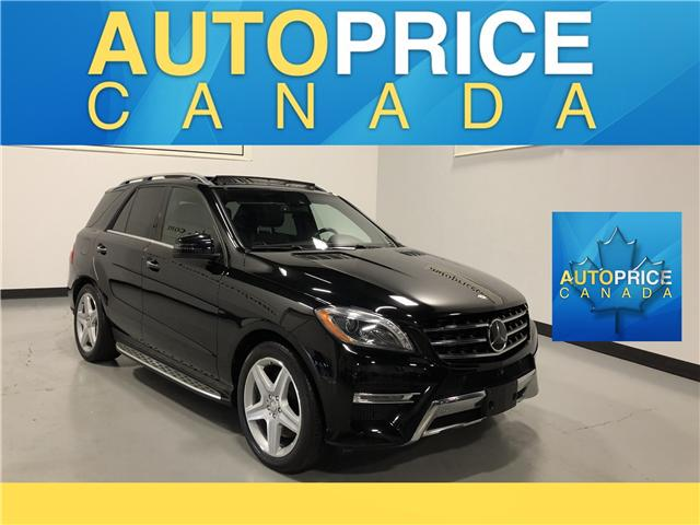 2015 Mercedes-Benz M-Class Base (Stk: W9758) in Mississauga - Image 1 of 28
