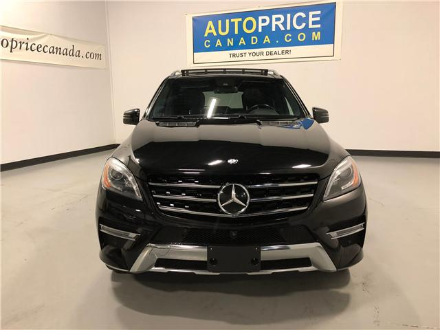 2015 Mercedes-Benz M-Class Base (Stk: W9758) in Mississauga - Image 2 of 28